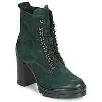 Shoes Women Ankle boots Mjus AMARANTA Green
