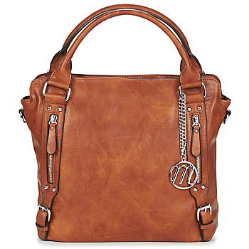 Bags Women Shoulder bags Moony Mood FIRA Camel