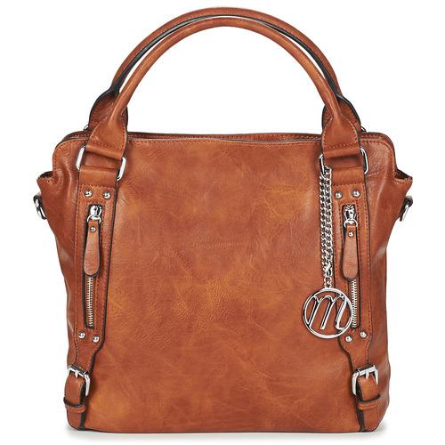 Bags Women Shoulder bags Moony Mood FIRA Camel