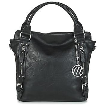 Bags Women Shoulder bags Moony Mood FIRA Black