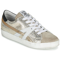 Shoes Women Low top trainers Meline MEL Gold
