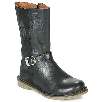 Shoes Girl Boots Aster WALI Black