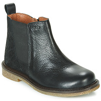 Shoes Girl Mid boots Aster WAXOU Black