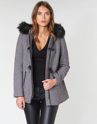 material Women coats Morgan GRITO Grey