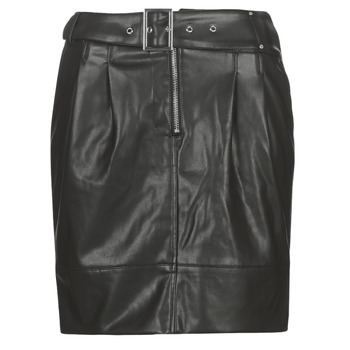 material Women Skirts Morgan JEEKO Black