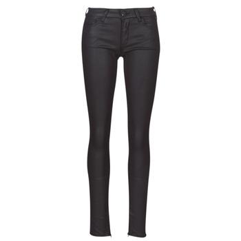 material Women slim jeans Replay LUZ Black