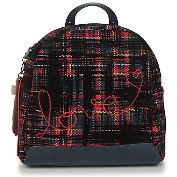 Bags Women Rucksacks Desigual INLOVE VENICE MINI Black