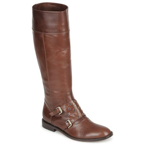 Shoes Women Boots Etro QUERO Brown