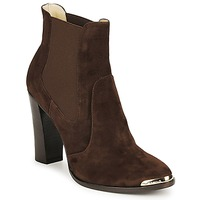 Shoes Women Ankle boots Etro AMALFI Brown