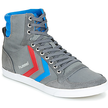 Shoes High top trainers Hummel HUMMEL SLIMMER STADIL HIGH Grey