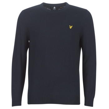 material Men jumpers Lyle & Scott KN400VC-Z273 Marine