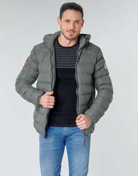 material Men Duffel coats Geographical Norway BALANCE-GRIS-FONCE Grey