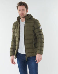 material Men Duffel coats Geographical Norway BALANCE-KAKI Kaki