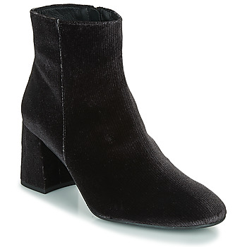 Shoes Women Ankle boots Fericelli LENITA Black