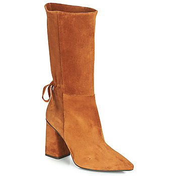 Shoes Women Boots Fericelli LUCIANA Camel