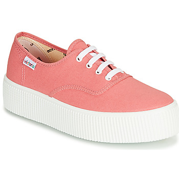 Shoes Women Low top trainers Victoria 1915 DOBLE LONA Pink