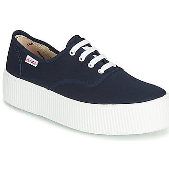 Shoes Women Low top trainers Victoria 1915 DOBLE LONA Blue