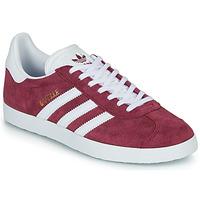 Shoes Low top trainers adidas Originals GAZELLE Bordeaux
