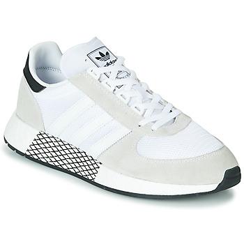 Shoes Low top trainers adidas Originals MARATHON TECH White