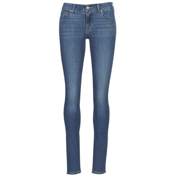 material Women Skinny jeans Levi's 711 SKINNY It / Gold