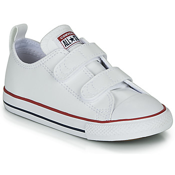 Shoes Children Low top trainers Converse CHUCK TAYLOR ALL STAR 2V - OX White