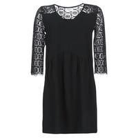 material Women Short Dresses Betty London LUUNA Black