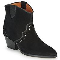 Shoes Women Ankle boots Betty London LOUELLA Black
