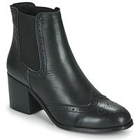 Shoes Women Ankle boots Betty London LARISSA Black