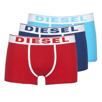 Underwear Men Boxer shorts Diesel DAMIEN Red / Blue / Marine