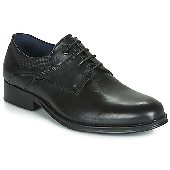 Shoes Men Derby shoes Carlington LUCIEN Black