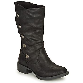 Shoes Women Boots Blowfish Malibu KEEDA Black