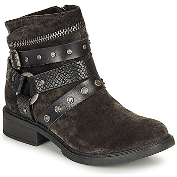 Shoes Women Mid boots Blowfish Malibu VIOLAH Black