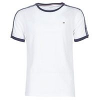 material Men short-sleeved t-shirts Tommy Hilfiger AUTHENTIC-UM0UM00563 White