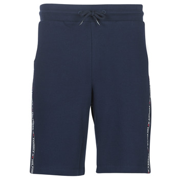 material Men Shorts / Bermudas Tommy Hilfiger AUTHENTIC-UM0UM00707 Marine
