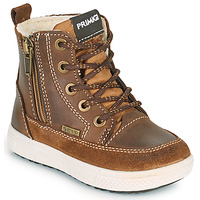 Shoes Boy Snow boots Primigi BARTH GORE-TEX Brown