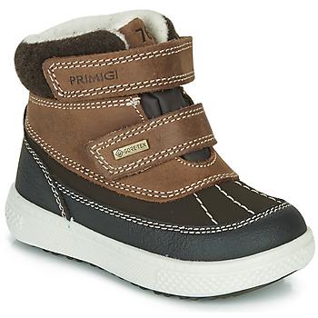 Shoes Children Snow boots Primigi PEPYS GORE-TEX Brown