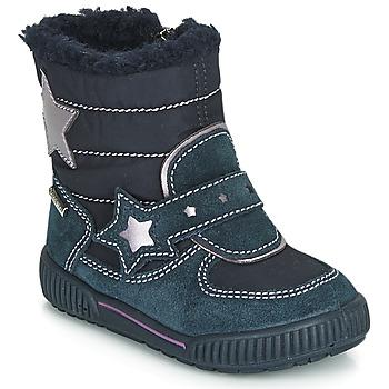 Shoes Girl Snow boots Primigi (enfant) RIDE 19 GORE-TEX Blue