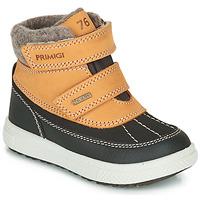 Shoes Children Mid boots Primigi PEPYS GORE-TEX Honey
