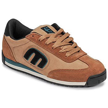 Shoes Men Low top trainers Etnies LOW CUT II LS Brown