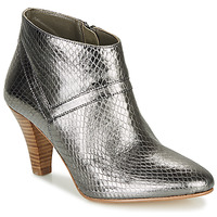 Shoes Women Ankle boots Ippon Vintage ELIT STEED Grey / Metallic