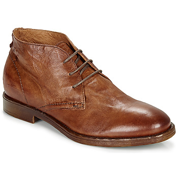 Shoes Men Mid boots Kost DANDY 17 Cognac