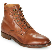 Shoes Men Mid boots Kost MILITANT 17 Cognac