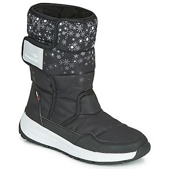 Shoes Women Snow boots Kangaroos K-FLUFF RTX Black / Grey