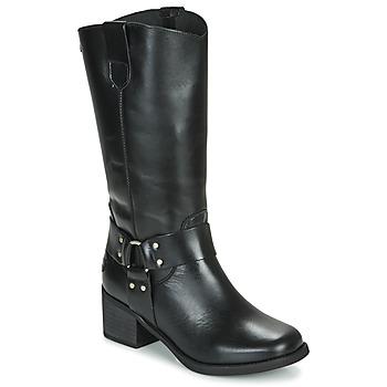 Shoes Women Boots Musse & Cloud AUSTIN Black