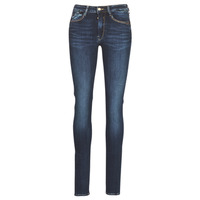 material Women slim jeans Le Temps des Cerises PULP HIGH SLIM Blue