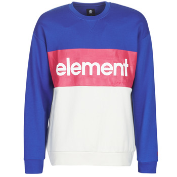 material Men sweaters Element PRIMO DIVISION CR Blue / White