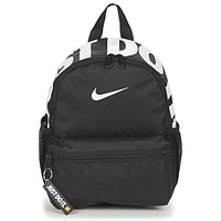 Bags Children Rucksacks Nike Y NK BRSLA JDI MINI BKPK Black