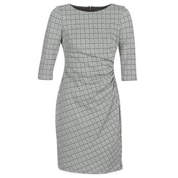 material Women Short Dresses Lauren Ralph Lauren CIERRA Grey