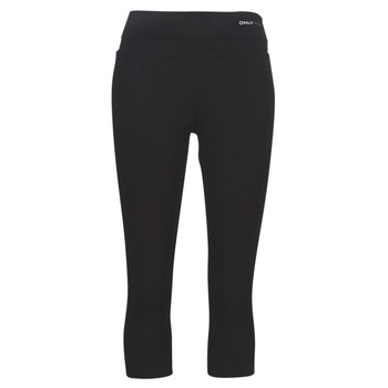 material Women Tracksuit bottoms Only Play ONPFOLD  Black