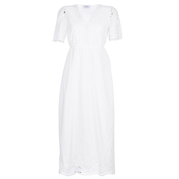 material Women Long Dresses Betty London KATARELLE White